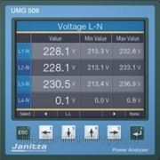 UMG 508 (52.21.001) - анализатор мощности Janitza (UMG508) фото