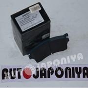 Колодка F KD3601 фото