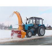 Снегоочиститель шнекороторный ФРС-200М для трактора МТЗ-82 фото