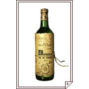 Сухое белое вино FETEASCA 1990 фото