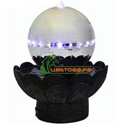 Фонтан Бесконечность LED круглый напольный фото