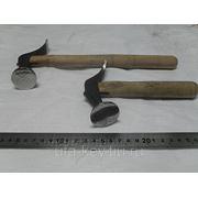 Молоток заготовочный каленый черный(больш.) фото