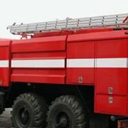 Автоцистерны пожарные АЦ-7,0-40 фото