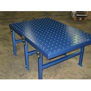 Шариковый стол фото