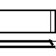 Железобетонная плита перекрытия лотков П 4 - 8 2990х1060х100 фото