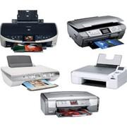 Ремонт принтеров, Техническое обслуживание принтеров. фото