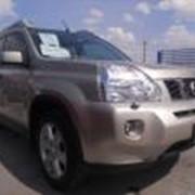 Автомобиль Nissan X-Trail фото