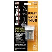 DD6799 Высокотемпературный герметик DoneDeal Термосталь 1400 85 г фото