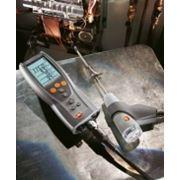 Газоанализатор для настройки котлов testo 327-1 фото