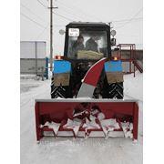 Снегоочиститель СШР -2,0 фото