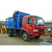 Мусоровоз FAW SA3071PK2E (Китай) фото
