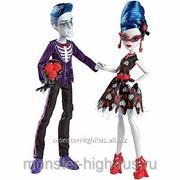 Кукла Гулия Йелпс и Слоу Мо - Любовь не умирает Monster High 188352568