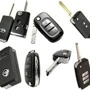 Замена корпуса авто ключа с дист.управлением фото