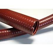 Ассенизаторский шланг из ПВХ для вакуумных машин «Агро Эластик» д. 20-200 фото