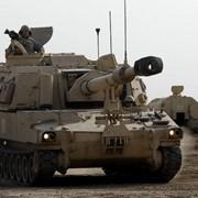 Разработка военной техники. фото