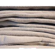 Текстиль и кожа Ткани из натуральных и искусственных волокон: Ткани для производства одежды. Ситец отбеленный. фото