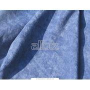 Текстиль и кожа.Ткани из натуральных и искусственных волокон. Ткани хлопчатобумажные. Ткани хлопчатобумажные. фото