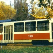 Трамвайный вагон типа T-3M