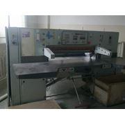бумагорезательная машина MS 115 фото