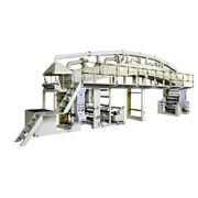 Многофункциональная кашировальная машина для нанесения клея на пленки ВОРРОРР модель PUTHVF -1300 фото