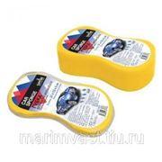 Губка для мытья в вакуумной упаковке SZH-1002 фото