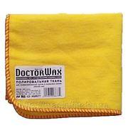 DW8677 Полировальная ткань (салфетка) DoctorWax 60x35 см фото