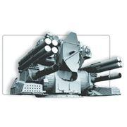 Зенитный ракетно-артиллерийский комплекс Каштан фото