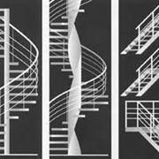 """Профессиональные лестницы """"под ключ"""". Собственное столярное производство. фото"""