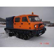 Снегоболотоход ЗВМ 2411 «Узола» фото