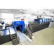 Листовые офсетные печатные машины KBA RAPIDA 142 фото