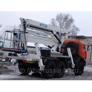 Автовышка АГП-29 на шасси КамАЗ-43114 6х6 фото
