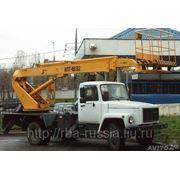 Автогидроподъёмник АПТ-18.02 на ГАЗ 3309 фото