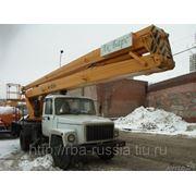 Автовышка ВС-18.04 (двухколенный) на ГАЗ-3309 фото