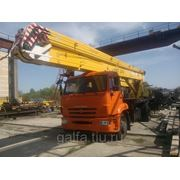 Автовышка КАМАЗ - 43253 (ПМС-328-05) - 28 метров фото