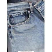 Ткань джинсовая хлопок фото