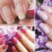 Полировка ногтей фото