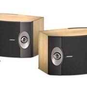 Акустико-эмиссионная система Bose 301 Direct/reflecting' speakers Light Cherry фото