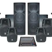 Комплект звукового оборудования 7 кВт ( Аренда сутки) фото