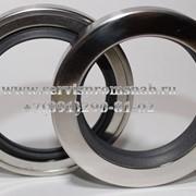 Сальник компрессора (уплотнение PTFE) винтового блока 85-130-7 фото