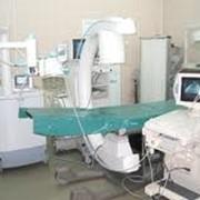 Оснащение лечебно-диагностическим оборудованием