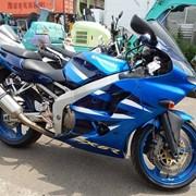 Мотоцикл спортбайк No. B5026 Kawasaki ZX-6R фото