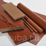 Текстолит стержень 40 мм (L=550 мм, m=1 кг) фото
