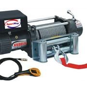 Автомобильная электрическая лебедка SportWay X9500 фото