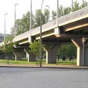 Сооружении мостов, путепроводов, эстакад. фото