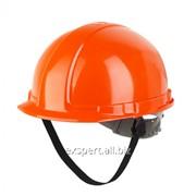 Каска Бленхейм для высотных работ оранжевая фото