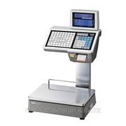 Торговые весы с печатью этикеток СL-5000D фото