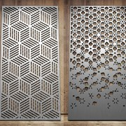 Фасадные панели из металла. Пр-во г. Астана. фото