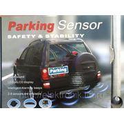 Парковочный радар Parking Sensor 4 датчика фото