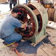 Капитальный ремонт электродвигателя фото