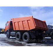 Самосвал КамАЗ 65115-0350018-13 Карьерник Модернизированный Евро 1 фото